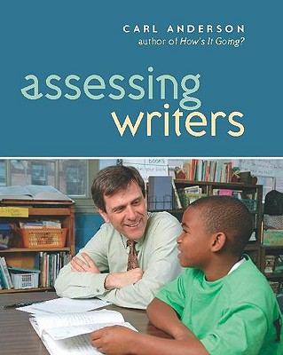 Assessing Writers By Anderson, Carl